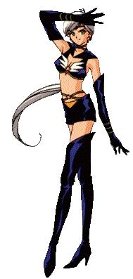 Sailor étoile, star Healer.