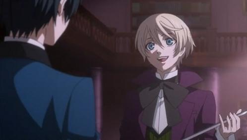 Alois Trancy from Kuroshitsuji. <3