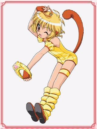 Purin (Pudding) Fong from Tokyo Mew Mew, or for the English dub fans: Kikki Benjamin from Mew Mew Power