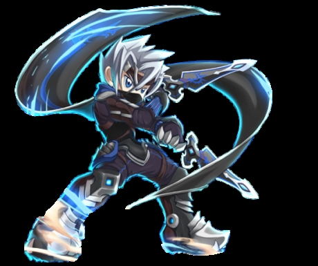 My first anime Crush was Sasuke From Naruto My current Crush is Lass from Grand Chase (his pic below)