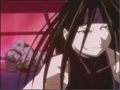 first crush: Inuyasha current crushes: jakotsu and bankotsu (inuyasha), boris airay (heart no kuni ni alice), deidara, sasori, kiba, and suigetsu (naruto), envy *pic* (fma), aidou (vampire knight), ikuto and kukai (shugo chara), hikaru (ouran high school host club) ^^; alot, ne?