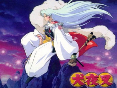I don't understand people having a crush on Inuyasha I just don't...:| Sesshomaru, first, current and forver will be.