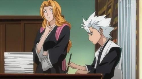 first is yami yugi and then my current crush is toushiro hitsugaya!!
