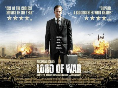 [b]Lord of War[/b].