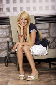 there are lot of but my one is ASHLEY TISDALE.