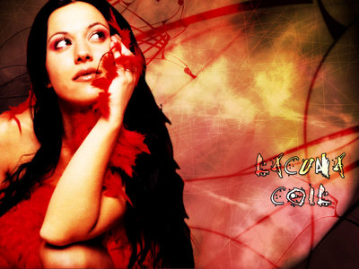 1. Cristina Scabbia: she's so beautiful and talented ♥ I l'amour her. (pic) 2. Katie Cassidy: An amazing actress, I l'amour her ♥