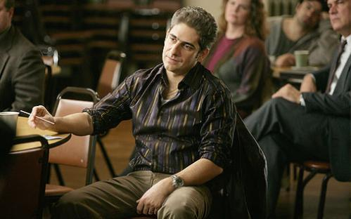 I'm pretty sure this whole fanpage already knows that mine is Michael Imperioli