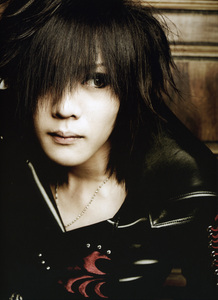 "I got Kai: ""You're Kai!!! The responsible le batteur, batteur for the band The Gazette! You're a sweet, caring and almost motherly person. toi take care of your Friends and family, who toi hold dearly, however toi can, no matter what. toi ALWAYS get things done, even if toi have to go into a coma for that to happen. toi always put other people's happiness before your own, despite how badly it could turn out for you. toi barely even fight back in an argument ou a fist fight... You're a rather forgetful person, and your Friends usually have to remind toi of things. Them telling toi to remember to grab your phone from the Taxi is just their way of expressing their l'amour for you. You're Kai, le batteur, batteur for The Gazette"" ~http://quizilla.teennick.com/quizzes/result/5552075/5110448/~"