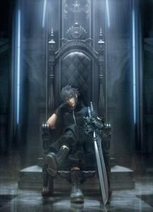 Noctis Lucis Caelum(Final Fantasy Versus 13)