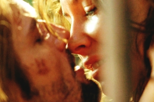 Sawyer & Kate from LOST.