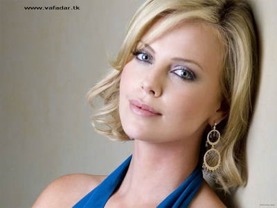 Charlize Theron :) beautiful and talented
