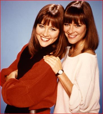 Jean and Liz Sagal (Double Trouble)