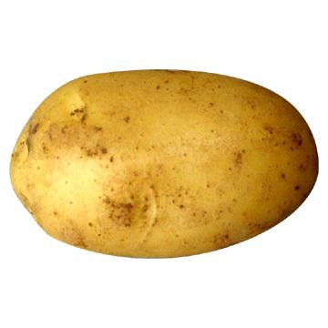 I'd throw a potato at you.
