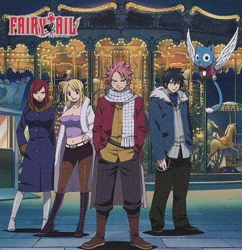I would suggest: >Fairy Tail >Naruto Shippuden >Bleach >One Piece >Death Note >FullMetal Alchemist Brotherhood >Katekyo Hitman Reborn! >Kekkaishi