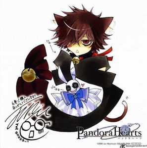 Cheshire Cat from Pandora Hearts ^^