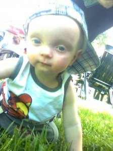 My soon 2 years old Nephew♥