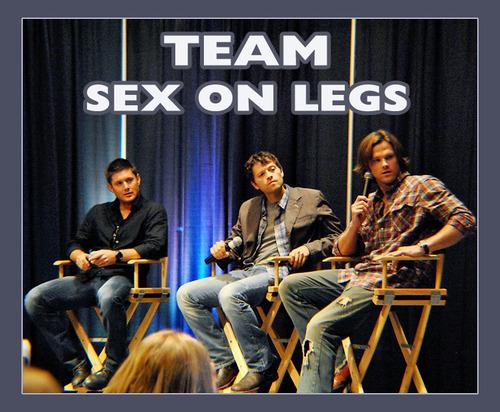 The men of सूपरनॅचुरल - J2M Also Damon Salvatore, Angel, Draco Malfoy, Clark Kent & Oliver क्वीन