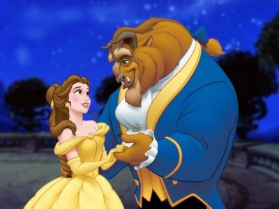 Belle and Beast too. They are so great!