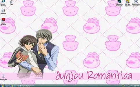 Yes, yes it does. :3 Junjou Romanticaaaaa~ =w=