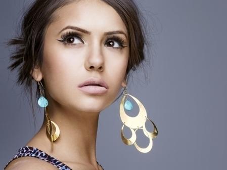 Nina Dobrev is 22 years old.