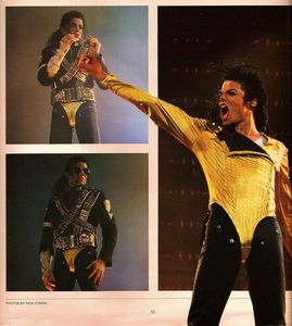 Your mom's bf is a piece of sh*t >:(, Here's an MJ pic for u