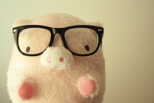 Umm.. Well.. I like pigs?