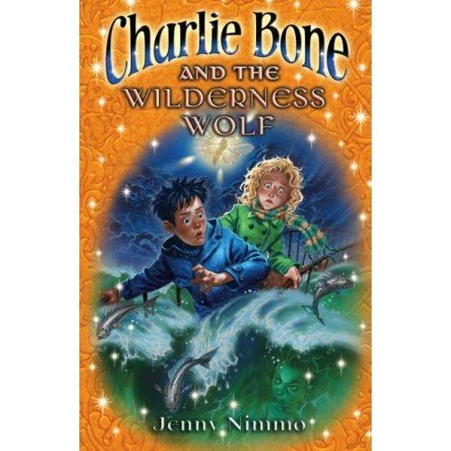 Well mines is Charlie bone Series!:)I Liebe IT!