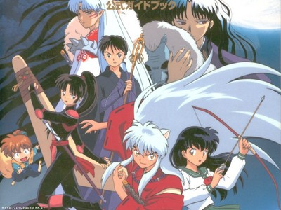 Probably Inuyasha because it is like the fourth anime I saw, and I completely fell in pag-ibig with it. My first three were 1) Sailor Moon, (Since I was like fricken four it was my paborito kid ipakita ever) 2)Bleach (Adult Swim.... I never really got into it) 3)Fullmetal Alchemist (This was before Brotherhood came out and it's my segundo paborito anime. Lol the first episode I saw was the episode when Ed and Winry almost get killed sa pamamagitan ng that butcher guy. I also saw fma on Adult Swim) I pag-ibig Inuyasha and will never EVER forget it!