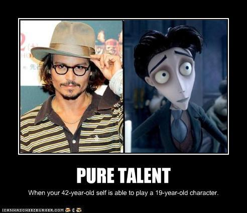 Definitely Tim burton and Johnny Depp! They are my rolemodels, in a way. My một giây choice would be Helena Bonham Carter and maybe Winona Ryder, too.