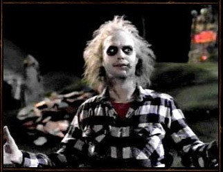 "For Beetlejuice to appear after I say his name three times. ""Beetlejuice, Beetlejuice, Beetlejuice!"" *waits* Godddamn it!"