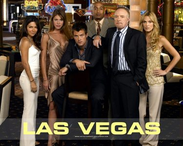 LAS VEGAS is my fave tv show!!