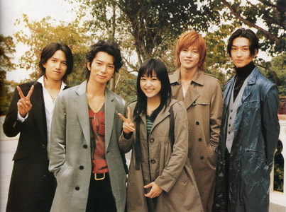 NVM. Hana Yori Dango. I changed my mind. lmao.