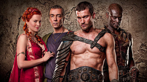 Nvm... Spartacus: Blood and sand.