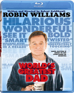 World's Greatest Dad whoever berkata that movie was funny was obviously smoking some crack