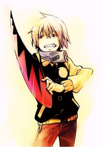 no its fine:) i like a anime boy named soul eater evans