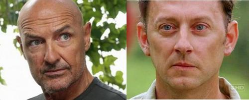 ben linus and john locke..