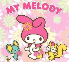 My user name is mylittlemelody because I प्यार Hello Kitty, and one of the characters is called My Melody, and I added the little part because I think it's cute. :3