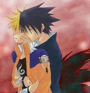 hardcore sasuke and Naruto Yaoi ^^