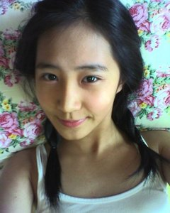 yuri's pre-debut pic..