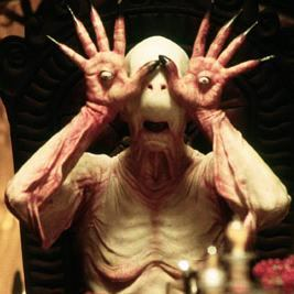 I don't think I would ever get a tattoo. They're quite unattractive in my opinion. But tatuagens of eyes on your eyelids would be cool. Or even on your hands like in 'Pan's Labyrinth'.