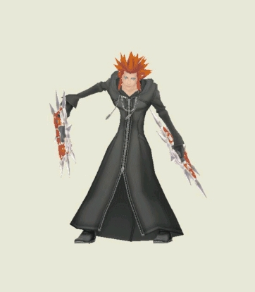 Axel from Kingdom Hearts!!!!!!!!!!!!!!!!!!!!!!!!!!!!!!!!!!!