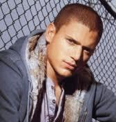 micheal scofield(wenworth miller) from prison break