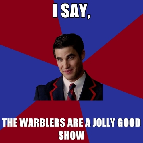 MOSTLY GLEE! But I am also Аниме OBSESSED.