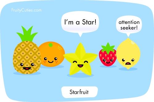 STARFRUIT.