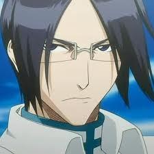 Mine is Uryu Ishida from Bleach