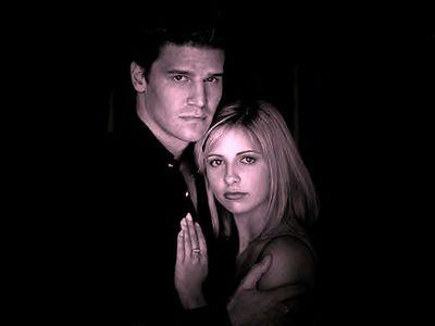 1.Buffy & Angel (BtVS) 2.Booth & Bones (Bones) 3.Michael & Sarah (Prison Break)  4.Stefan & Elena (TVD) 5.House & Cuddy House MD)