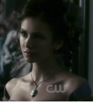 Well Katherine can't have cared for Emily that much as in the House Guest Damon preguntas Katherine on how the towns people found out Emily was a witch. She dicho she likes her loose ends tied up implying she exposed Emily as a witch. Also in season one Emily mentions Katherine once saved her life implying Emily was simply in her debt which is why she cast a spell to allow the tomb vampiros to live and not kill them because Emily thought Katherine was in the tomb.