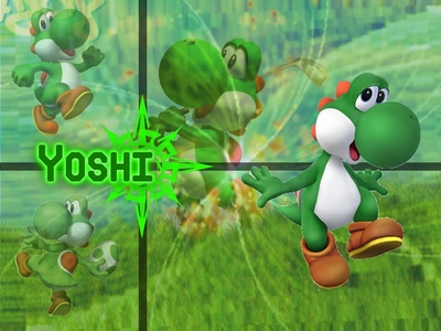 right now id say...YOSHI!