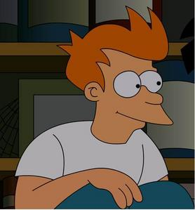 Fry from Futurama ♥ please.dont.ask.why.