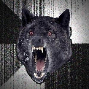Insanity Wolf. I also Cinta Derp.